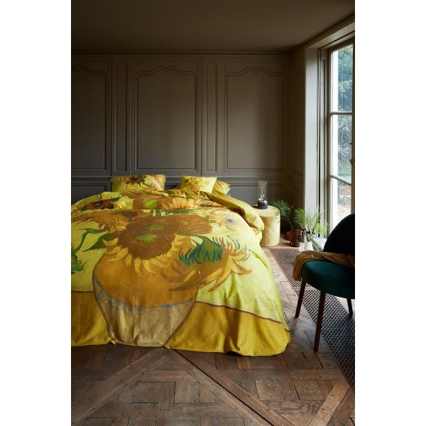Dekbedovertrek Beddinghouse Van Gogh Tournesol  Yellow