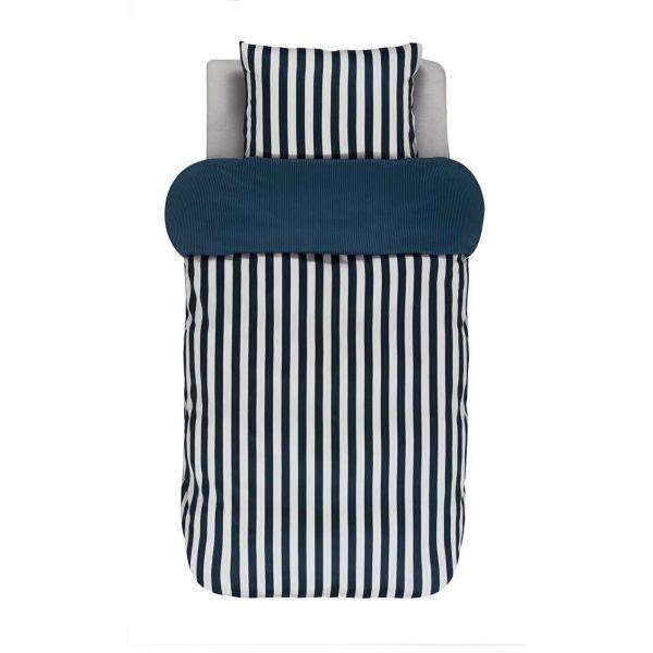 Dekbedovertrek Marc O'Polo Classic Stripe blue