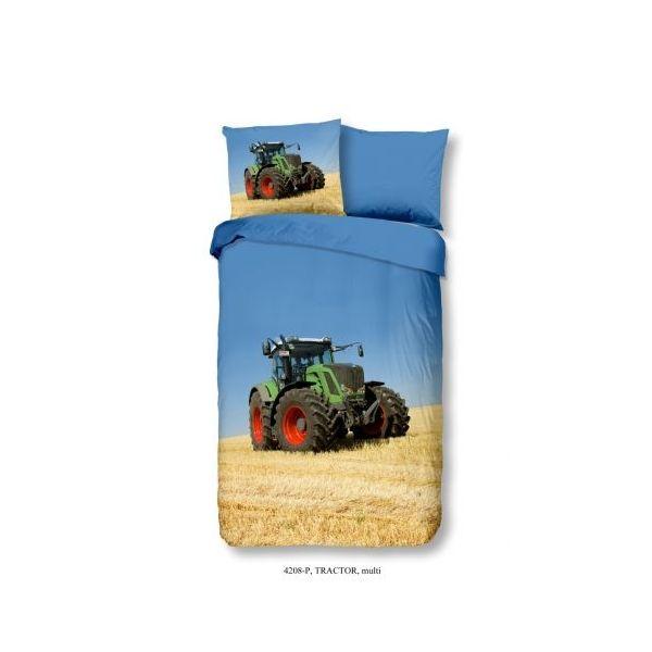Dekbedovertrek Tractor trekker 4208