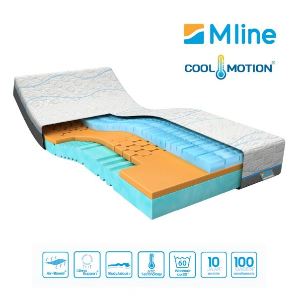 M Line matras Cool Motion 4