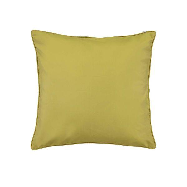 sierkussen  Essenza Fleur goud geel