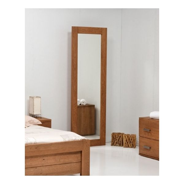 Slaapkamer Rovigo Bruin spiegel