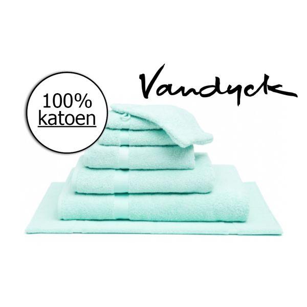 Handdoek Vandyck celadon