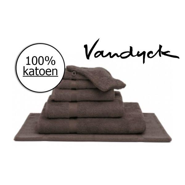 Handdoek Vandyck cappuccino